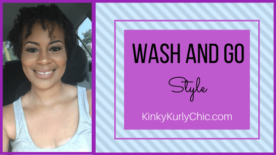 Wash And Go Style