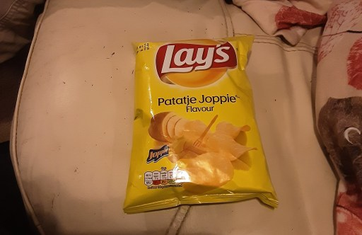 Lay's  patatje joppie chips.