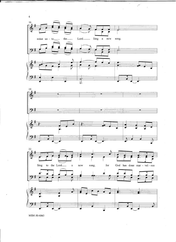 Sing to the Lord a New Song-3
