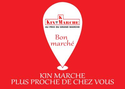 Kin Marché Bon marché