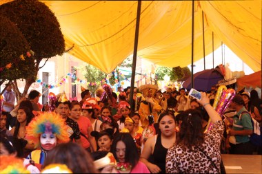 Xochimilco Mexico Town (3)