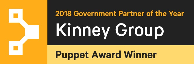 Kinney Group Named Puppet Government Partner of the Year for 2018