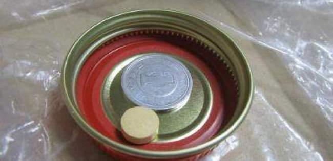 1円玉と比較したところ