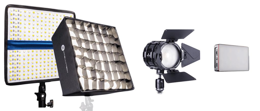 Lighting Units in kit