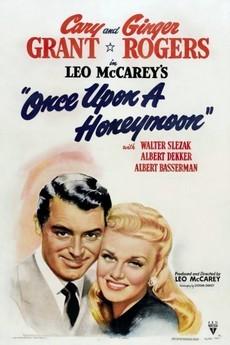 однажды в медовый месяц фильм 1942