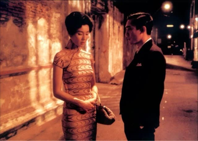 Forbidden love and In the Mood for Love