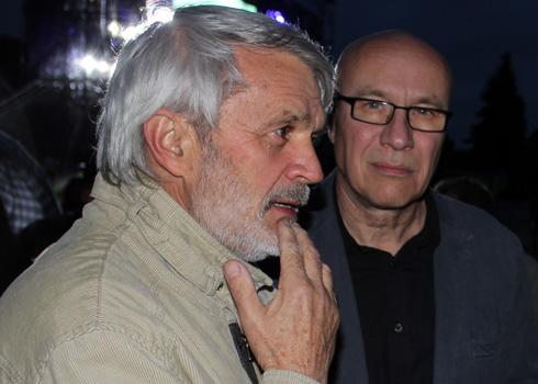Михайло Іллєнко: « У кожному фільмі є свій крок до перемоги»