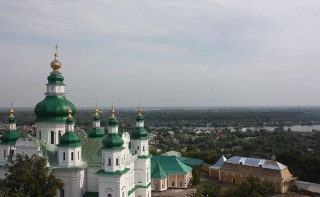 Пам'ятки історії Чернігів