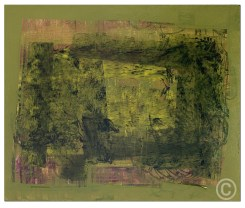 Jaune allant vert © Prosper Jerominus, 2014