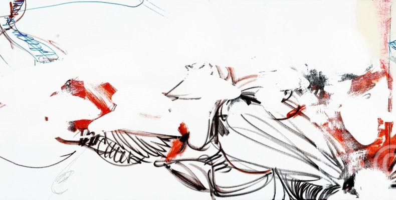 AABA (Le rouge guidant le peuple)© Prosper Jerominus, 2015