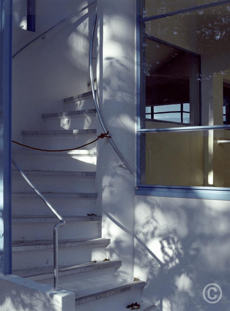Zonnestraal Sanatorium (estate) Hilversum Netherlands Architect Jan Duiker © Prosper Jerominus, 2002
