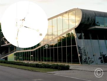 Educatorium building Uithof Utrecht