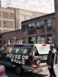 Allen Christian, artist House of balls Minneapolis, Minnesota, USA © Prosper Jerominus