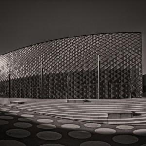 Futurium building Berlin © Prosper Jerominus 2018