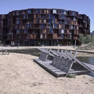 Tietgenkollegiet Student Housing, Copenhagen DK Lundgaard & Tranberg architects 2006 © Prosper Jerominus 2018