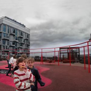 Konditaget Lüders Park Nordhavnen, Copenhagen, Denmark Park 'n' Play / JAJA Architects 2013-2016 © Prosper Jerominus 2018