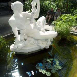 Museum Ny Carlsberg Glyptotek Sculpture Vilhelm Dahlerup architect (1836-1907), and Henning Larsen architect (1925-2013) Copenhagen, Denmark © Prosper Jerominus 2018