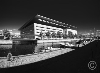 Copenhagen Opera House - South View - Henning Larsen Architects © Prosper Jerominus 2018