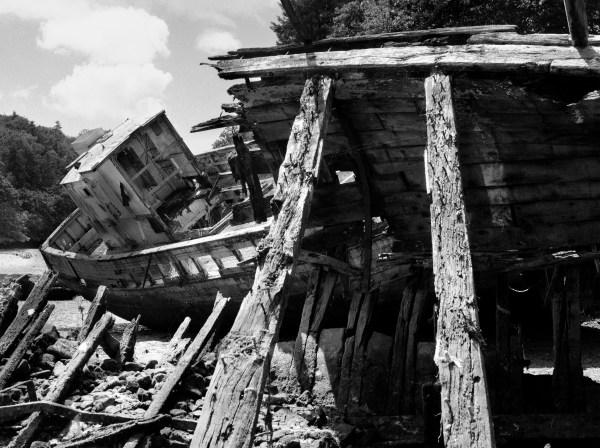 Le Bateau ivre Bretagne, France © Prosper Jerominus 1999