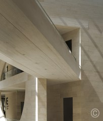 Linteau. Deutsche Historische Museum, Berlin I. M. Pei architect (1917 –2019)