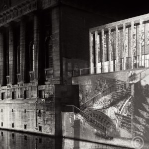 Floating lights - 2- Pergamon Museum - James Simon Galerie Lights of Freedom: October 11th – 20th, 2019