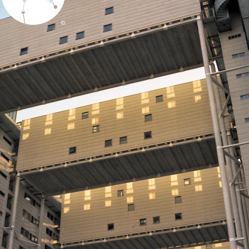 Student Complex Cambridgelaan De Uithof Utrecht University Netherlands