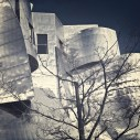 Severed cascade - Weisman Art Museum Twin Cities Campus - Minneapolis Frank Gehry architects