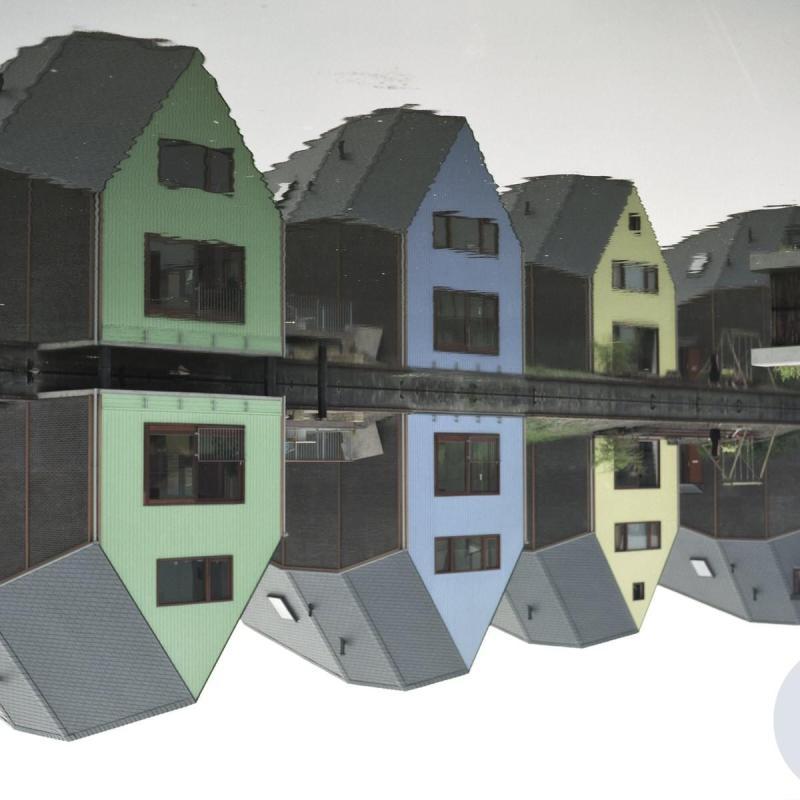 Serie Almere Nieuwbouw - Holland #01