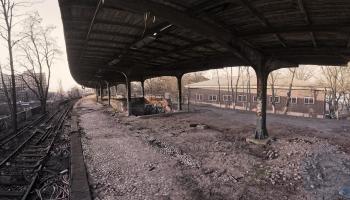 Project OFFSIDE - Wild at Siemensstadt Station Berlin #2