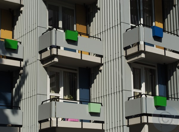 Happy balconies - La passion des balcons - Hallo Umwelt - Berlin