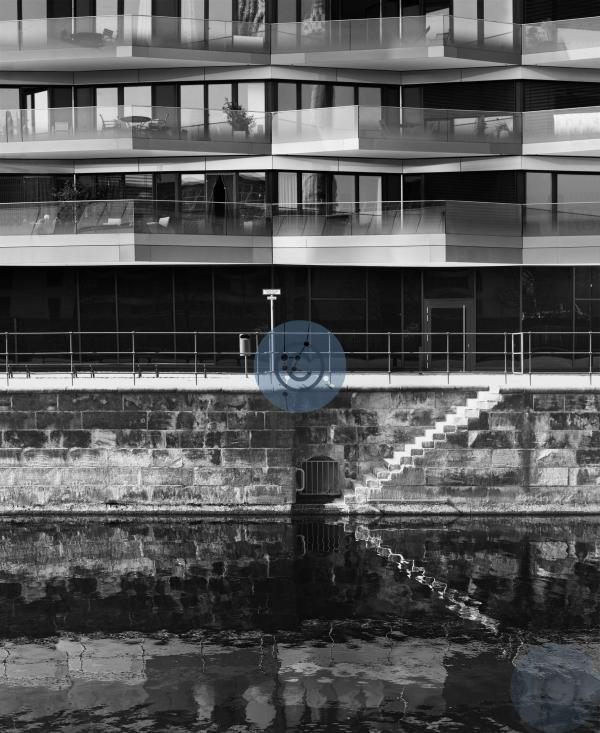 AAm Spandaukanal - KunstCampus -Europacity Berlin - léonwohlhage architects, 2017