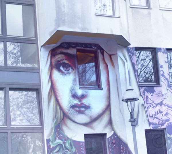 Disturbanity balcony