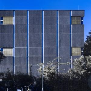 Noble faced concrete - Charlotte Salomon Elementary School - Kreuzberg 61 Berlin
