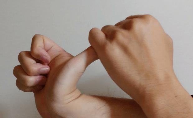 指に力を入れすぎていませんか?指先が内臓に影響・セルフケアから根治していく方法