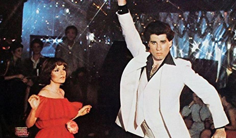 Gorączka sobotniej nocy - plakat filmu