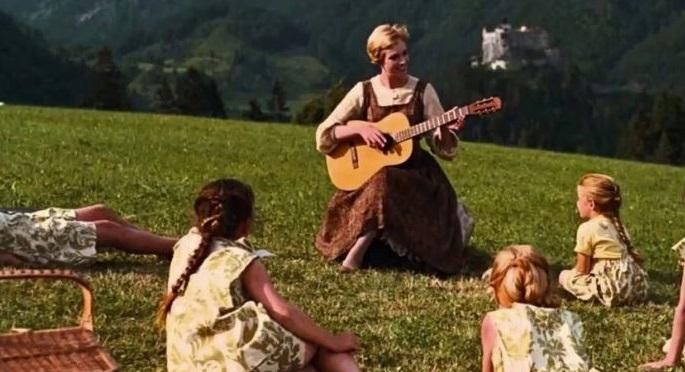 Najdroższe rekwizyty filmowe - Kostiumy zfilmu Dźwięki muzyki