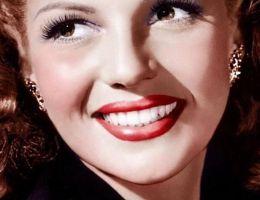 hollywoodzki uśmiech Rity Hayworth