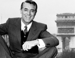 Cary Grant - angielski dżentelmen biografia