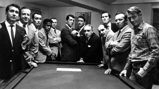 Ekipa Ocean's 11 z1960 roku