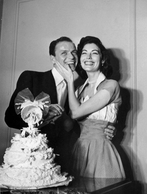 Frank Sinatra iAva Gardner - największa miłość Hollywood