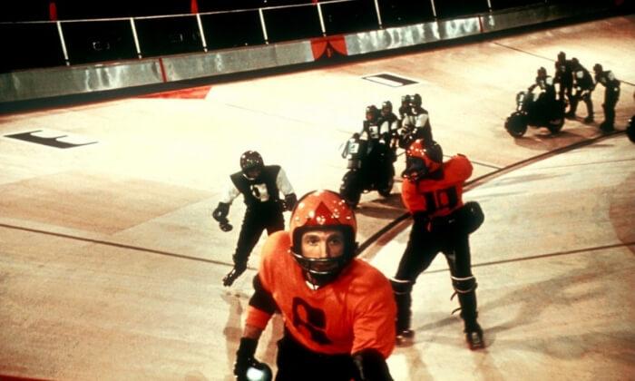 Rollerball - filmy oprzyszłości które dzieją się dziś