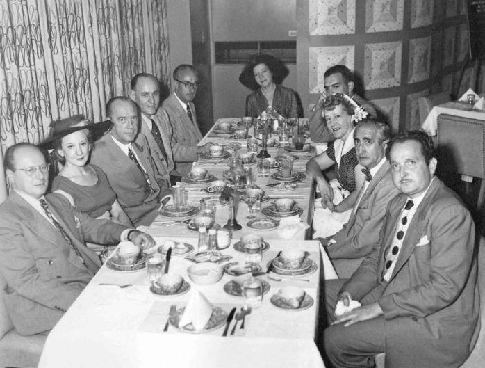 Założyciele Hollywoodzkiego Stowarzyszenia Prasy Zagranicznej