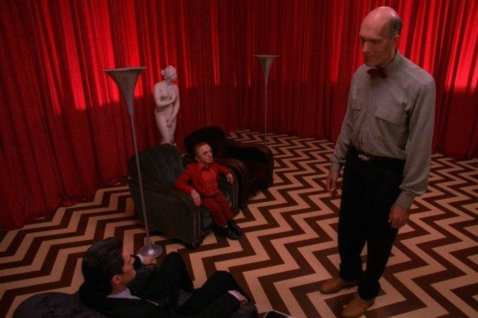 Twin Peaks czerwony pokój