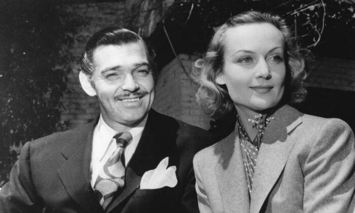 Clark Gable iCarole Lombard (1939)