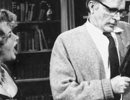 Kto się boi Virginii Woolf? Martha i George