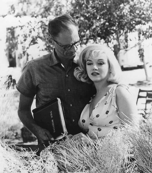 Arthur Miller iMarilyn Monroe naplanie Skłóceni zżyciem