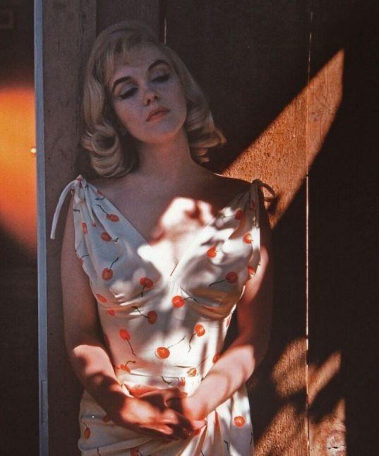 Marilyn Monroe naplanie Skłóceni zżyciem