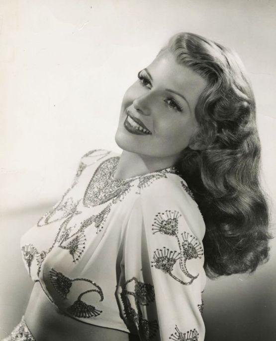 Młoda Rita Hayworth