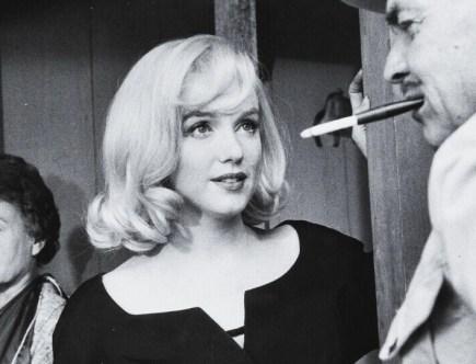 Skłóceni z życiem - Marilyn Monroe i Clark Gable