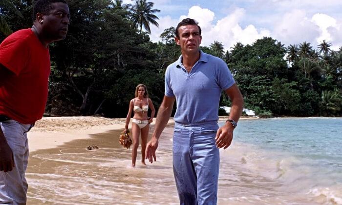Kultowe filmy nalato - James Bond Doktor No